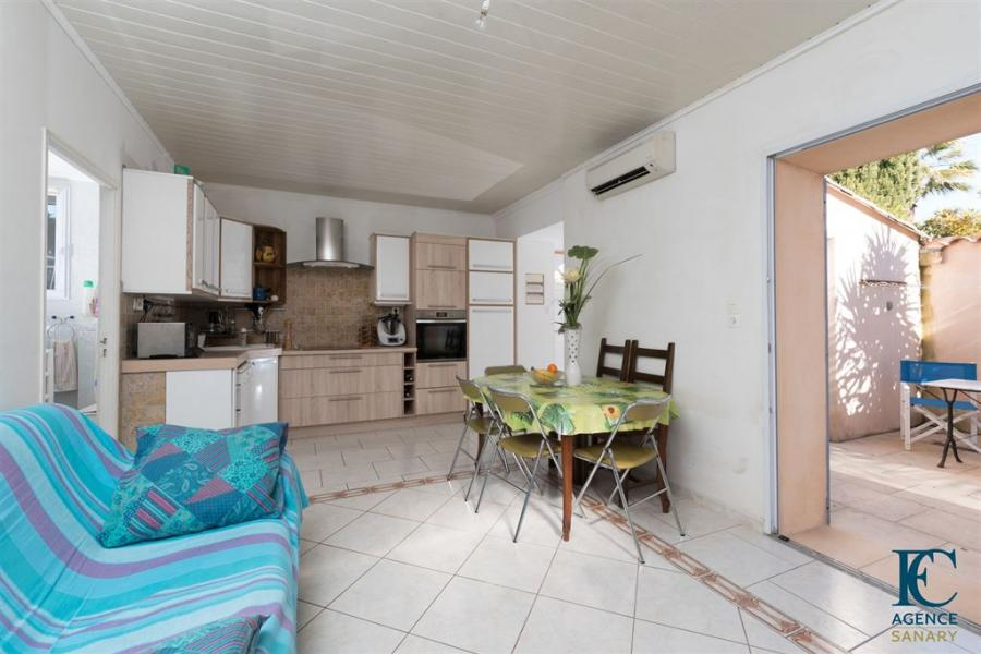 appartement vente vue mer les lones six fours