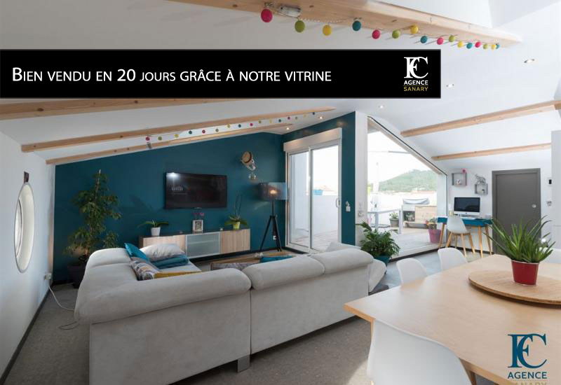 Appartement T4 Six Fours