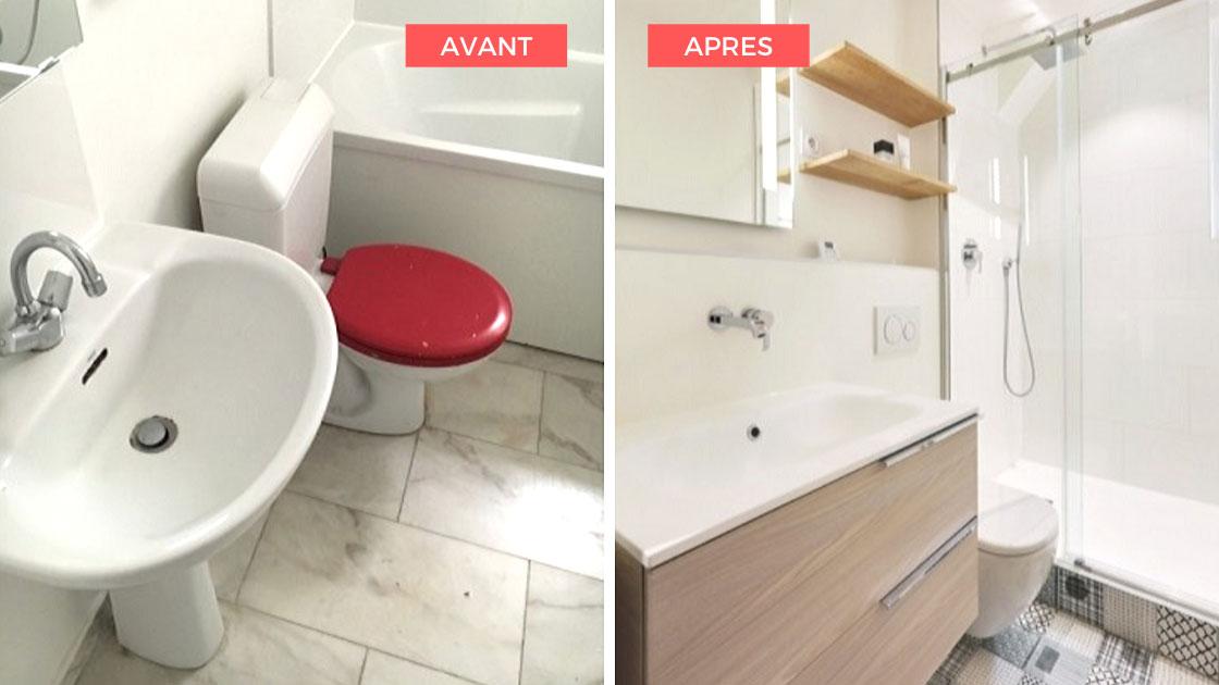 FC Agence, augmenter la valeur de votre bien rénover salle de bain
